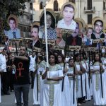 Coptic March for Maspera Victims